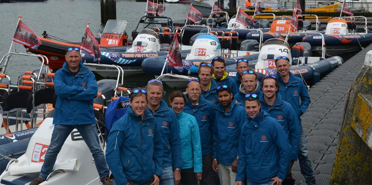 Crew Offshore Rib Events