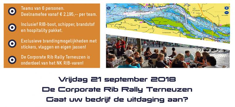 Rib Rally Terneuzen - The Corporate Challenge