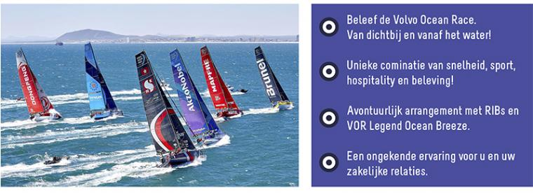 Volvo Ocean Race - Rib Events Arrangement