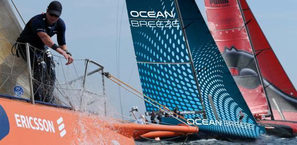 Ocean Breeze Volvo Ocean Race Scheveningen