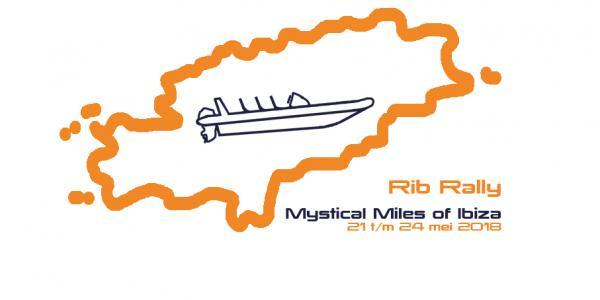 Rib Rally Mystical Miles Ibiza Logo