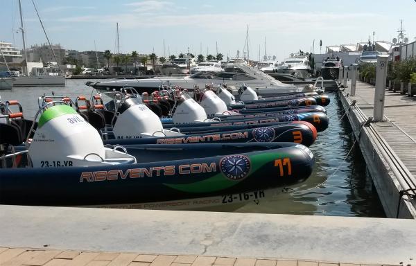Part of our fleet